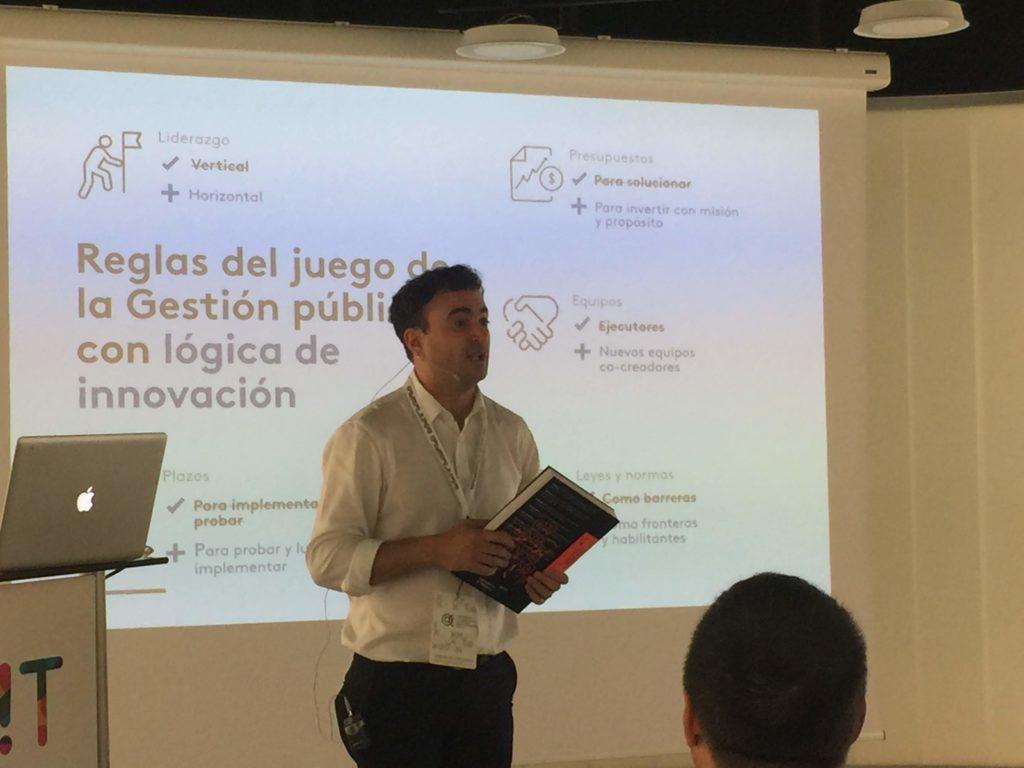 """Entrevista a Juan Felipe López Egaña: """"Los laboratorios de gobierno y su potencial en los partidos"""""""